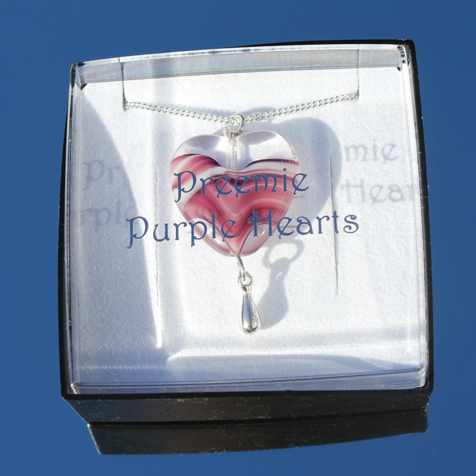 Preemie Purple Heart